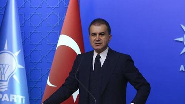 Ömer Çelik: Türkiye olmadan Avrupa olmaz
