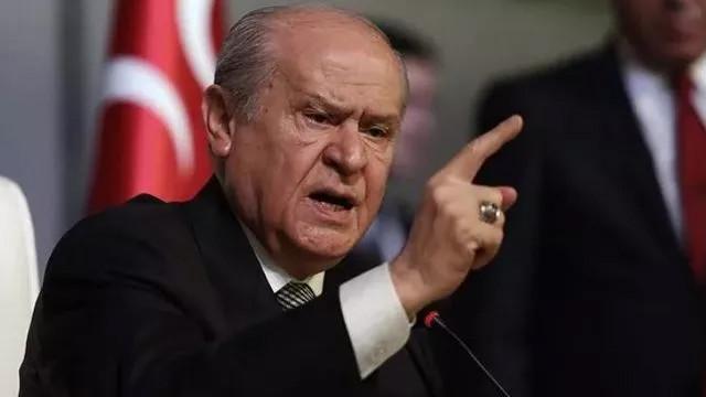 MHP lideri Devlet Bahçeli: HDP kapatılmalıdır