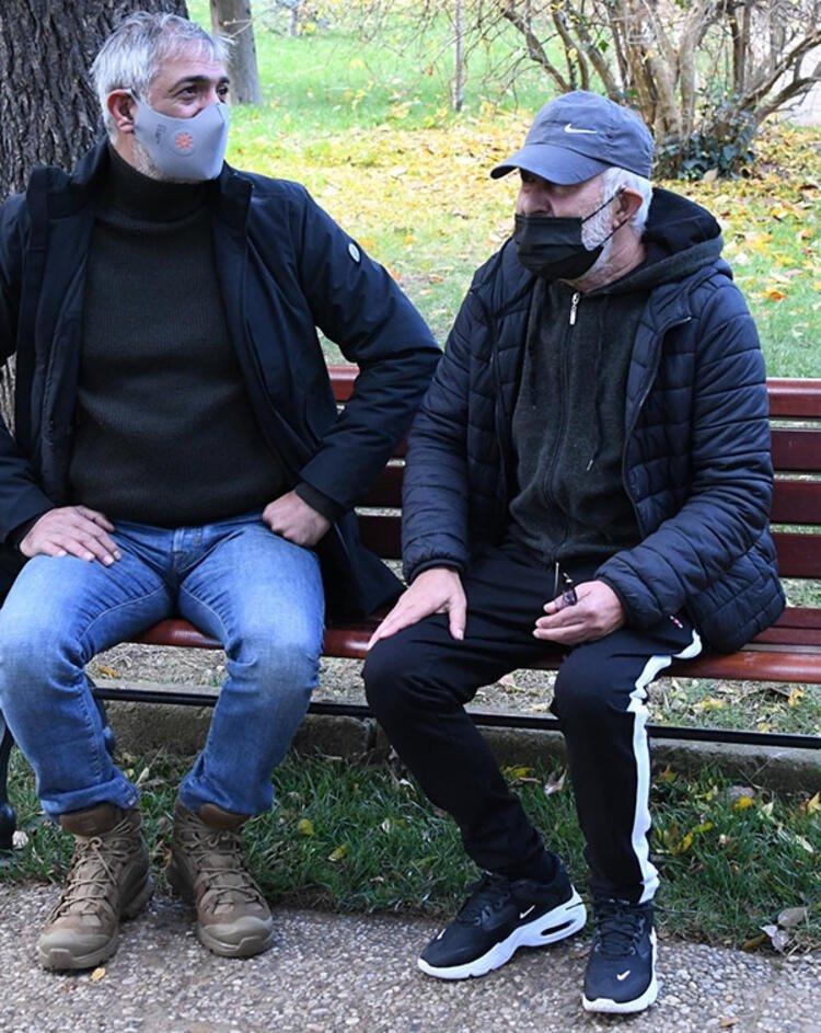 Beyin kanaması geçiren Ali Sürmeli: Yeniden doğdum! - Resim: 2