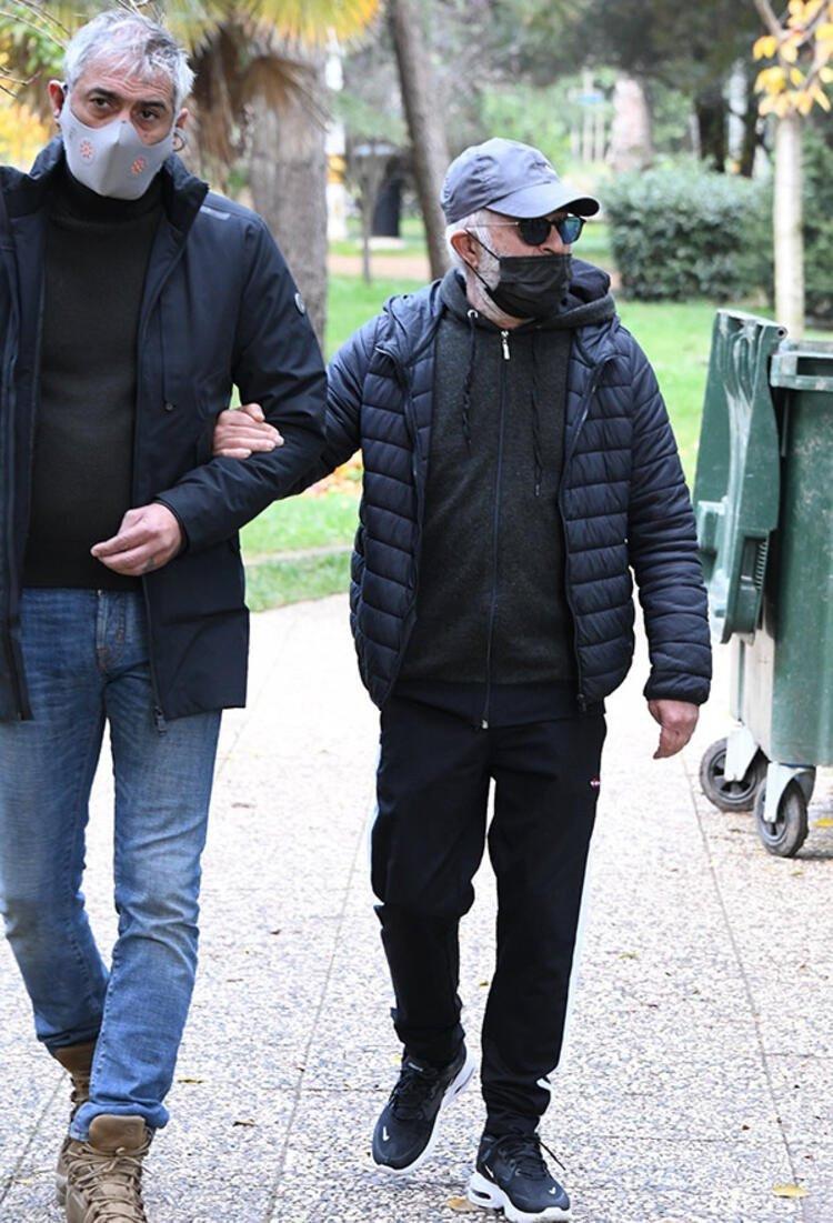 Beyin kanaması geçiren Ali Sürmeli: Yeniden doğdum! - Resim: 4