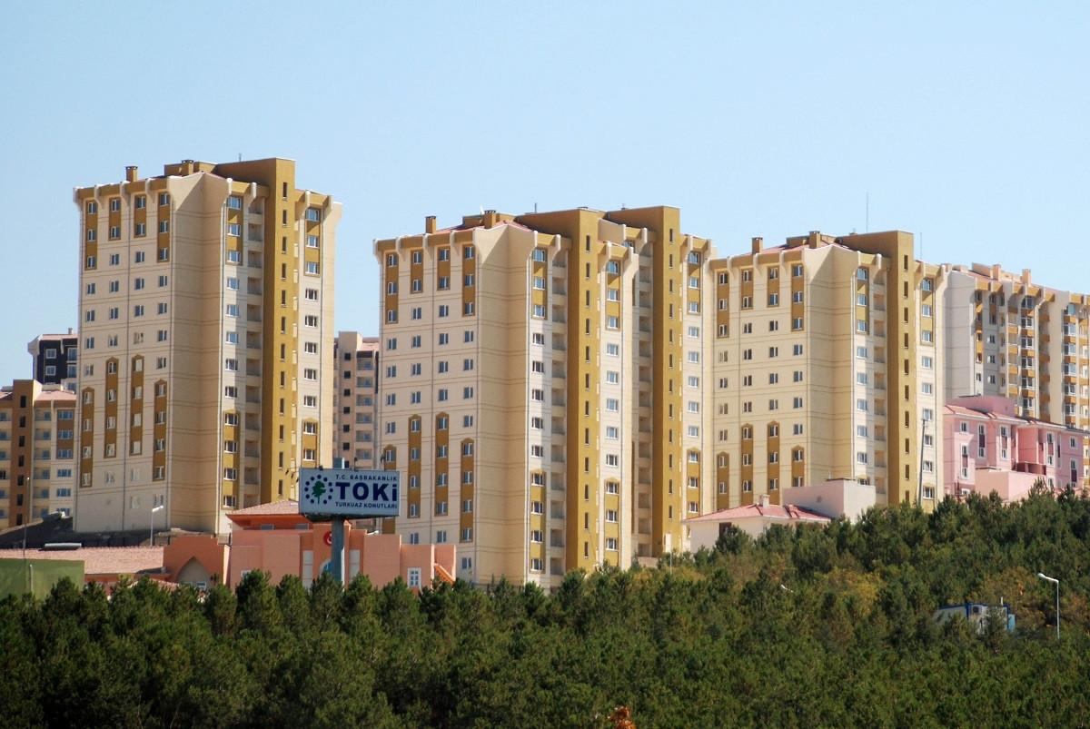 TOKİ'den maaşı 5 bin TL altında olanlara ucuz ev imkanı