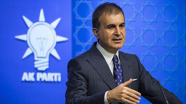Ömer Çelik'ten İran'lı siyasetçilere sert sözler