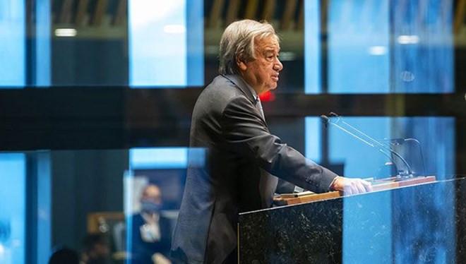 BM Genel Sekreteri'nden ''acil durum'' çağrısı