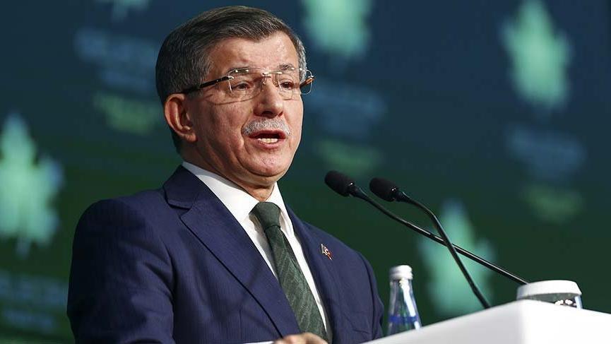 Davutoğlu: Bana yapılanları anlatsaydım AK Parti parçalanırdı