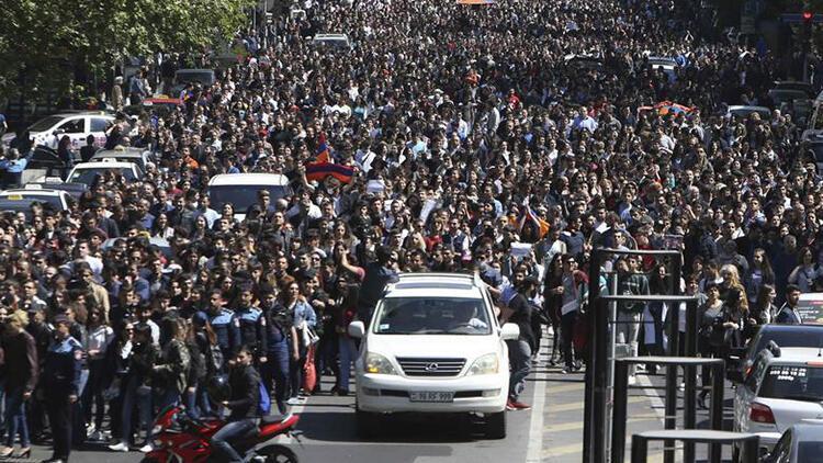Ermenistan'da 3 günlük yas ilan edildi