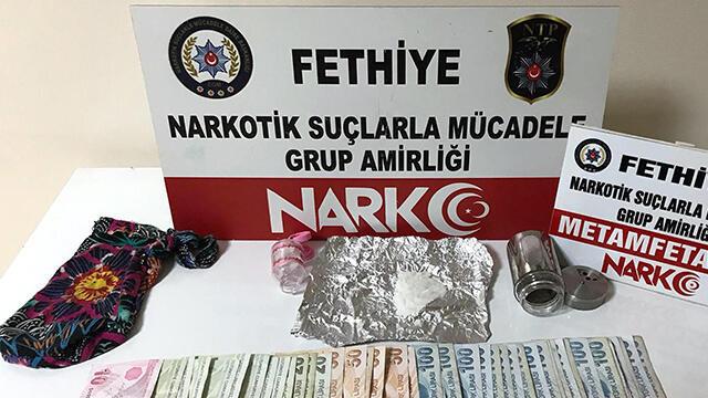 Zehir tacirlerine operasyon: 4 tutuklama