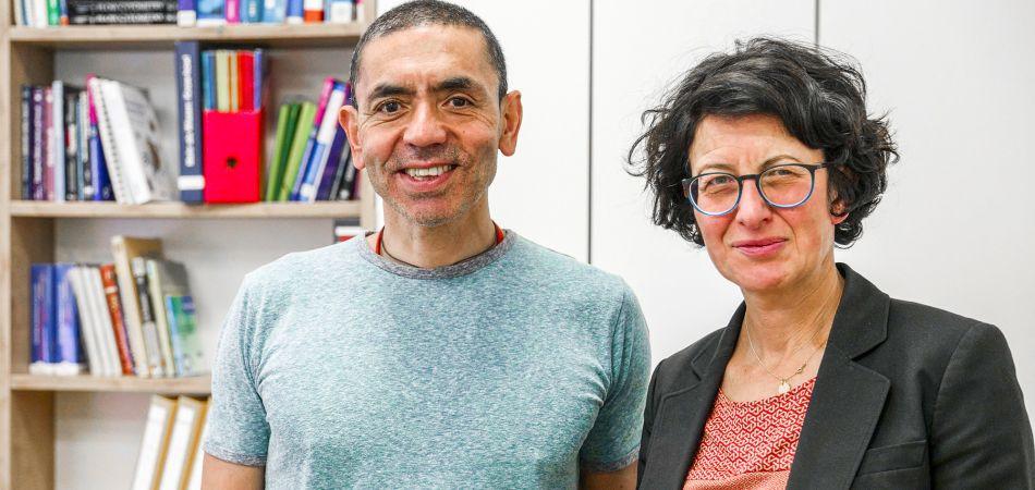 DSÖ'den Türk profesörün aşısı için açıklama