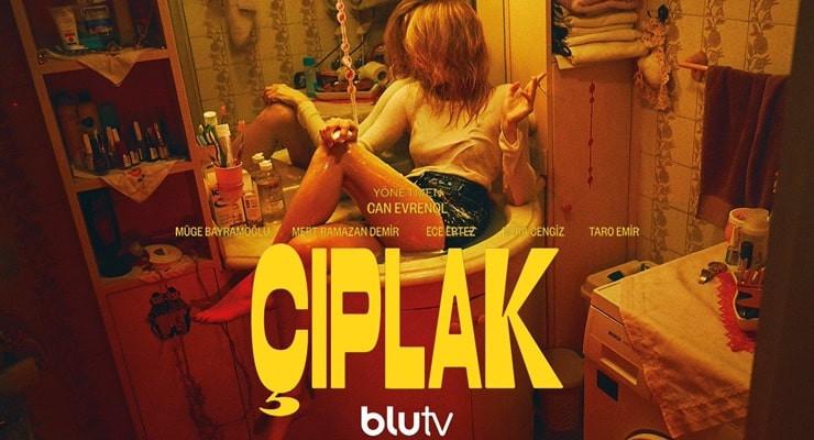 Blu TV'den ''Çıplak'' dizisi için açıklama