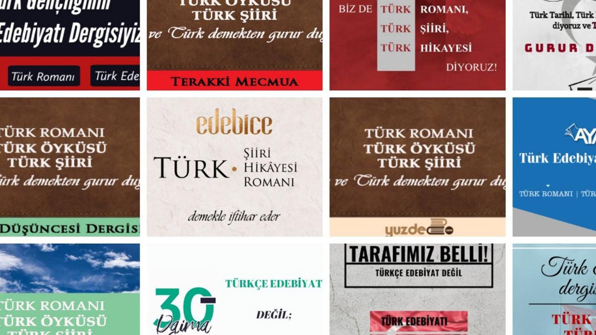 Edebiyat dünyasından ''Türk edebiyatı'' mücadelesi