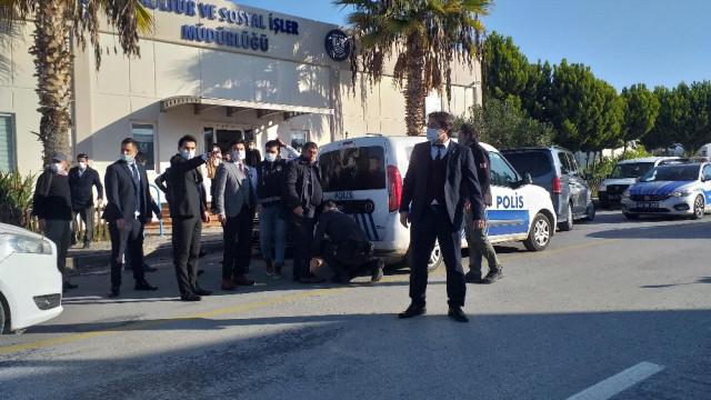 Bodrum Belediye Başkan Yardımcısına bıçaklı saldırı