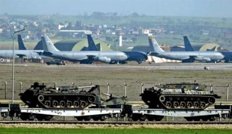 NATO ve ABD'nin Türkiye'de gizli üsleri mi var ?