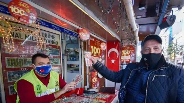 10 yılda 37 büyük ikramiye çıktı! Muratpaşa'da Milli Piyango heyecanı
