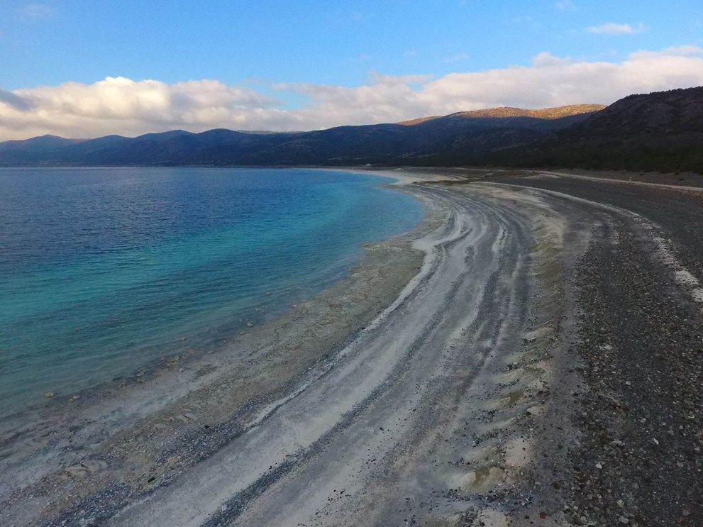 Salda Gölü'nde kuraklık alarmı - Resim: 2