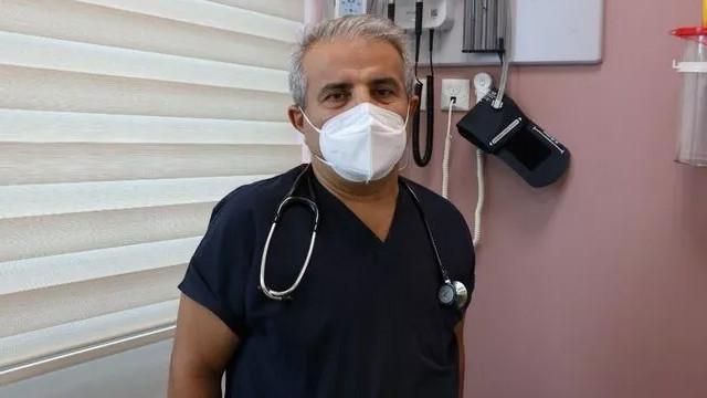 Koronavirüsü yenen doktor: İlk kez ölümü gördüm