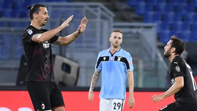 Zlatan Ibrahimovic'ten bomba açıklama! Futbolu ne zaman bırakıyor?