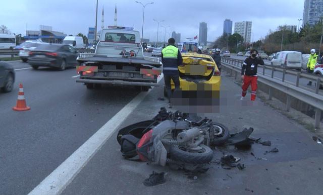 Motosikletlinin öldüğü kazada acı gerçek! Kaza dediler ama...