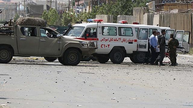 Afganistan'da Kur'an-ı Kerim hatim törenine terör saldırısı!