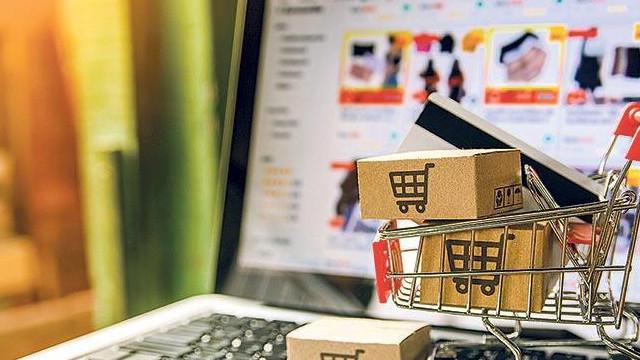 E-ticarette gelirler yüzde 130 arttı!