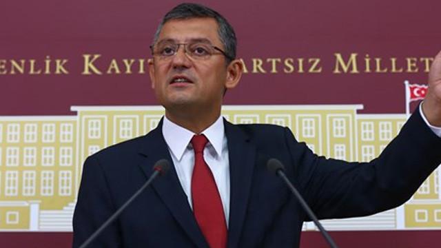 CHP'li Özgür Özel'den Erdoğan'a: ''Bu diktatör bozuntusuna...''