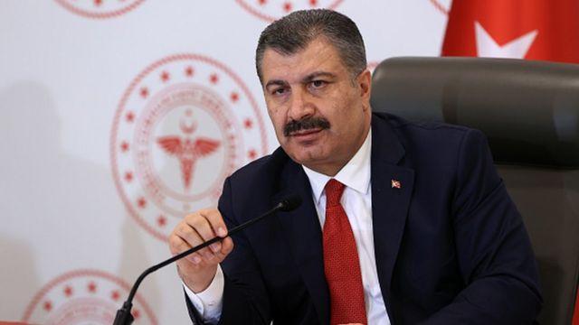 Bakan Koca'dan İstanbul için kritik açıklama! Pozitif vaka sayısında azalma