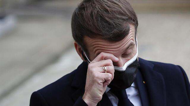 Koronavirüse yakalanan Macron sağlık durumunu açıkladı