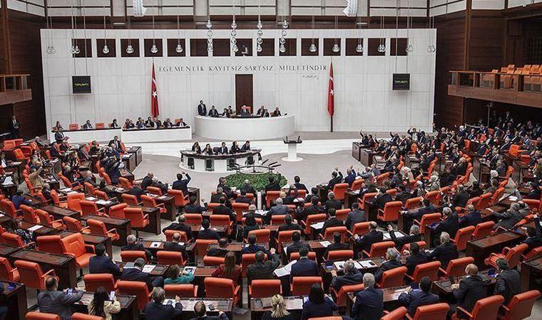 2021 yılı bütçesi Meclis'ten geçti
