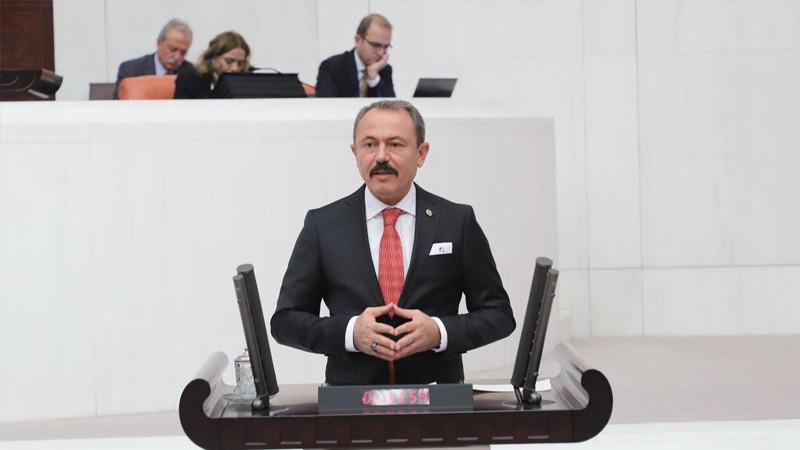 AK Partili Tin'in ''kebap fişleri'' haberine erişim engeli