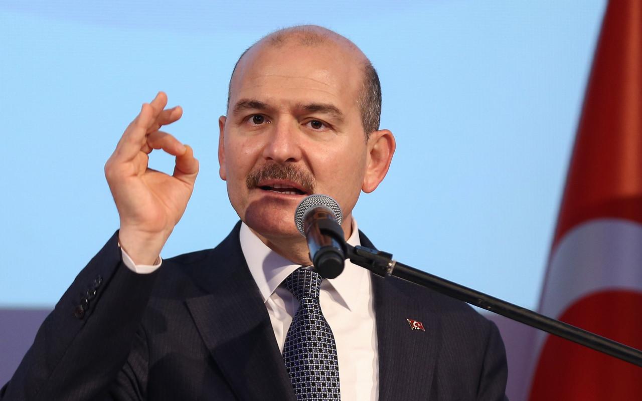 Soylu'dan 'İmamoğlu'na suikast hazırlığı' iddiasıyla ilgili açıklama