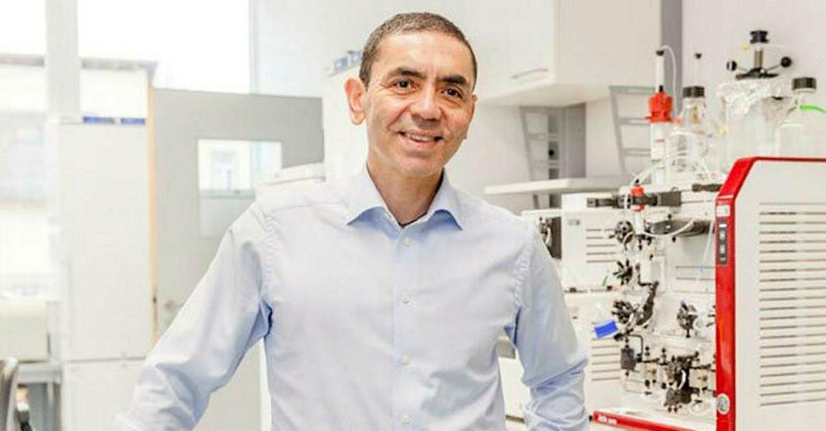 Türk profesörün Covid-19 aşısı için tarihi gelişme!