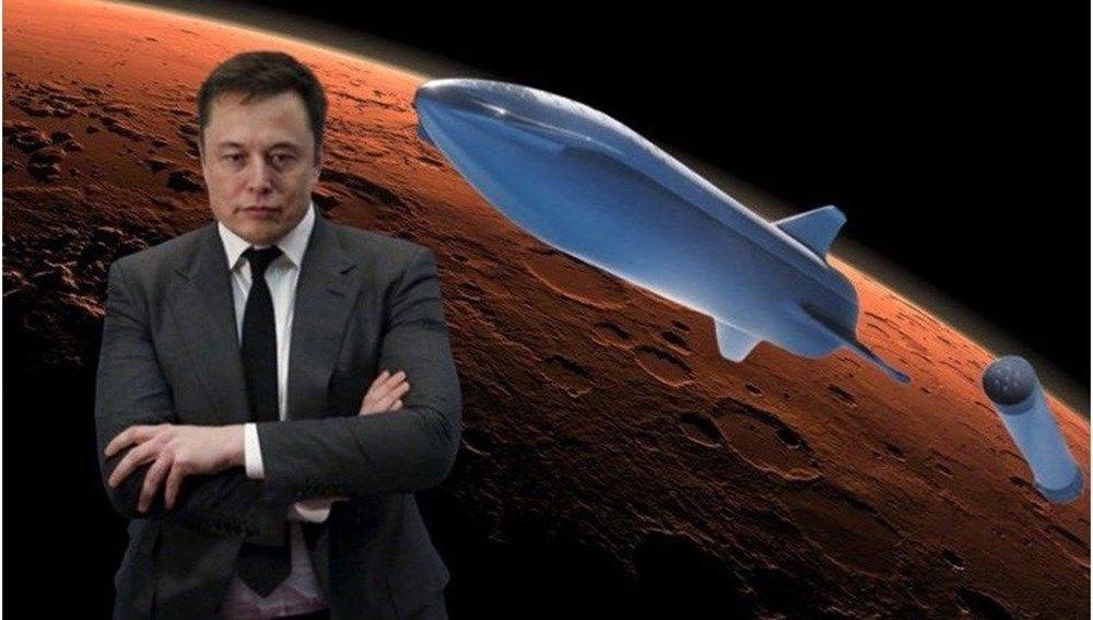 Elon Musk, Mars yolculuğu için tarihi açıkladı