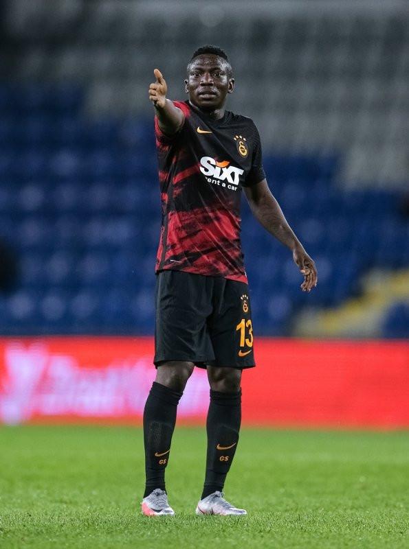 Galatasaray'da Etebo'nun yerine o geliyor!