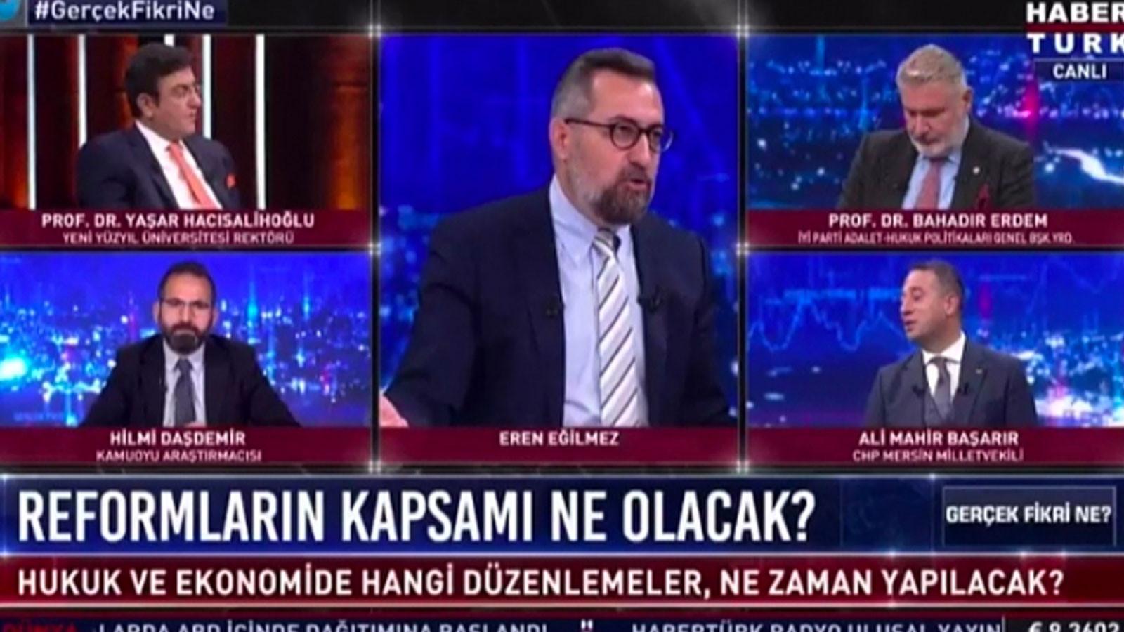 RTÜK'ten Habertürk'e büyük ceza