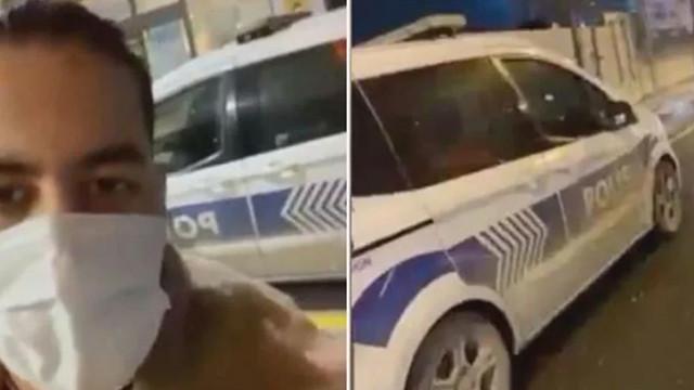 Polis aracıyla tur atmıştı, İranlı YouTuber sınır dışı edilecek
