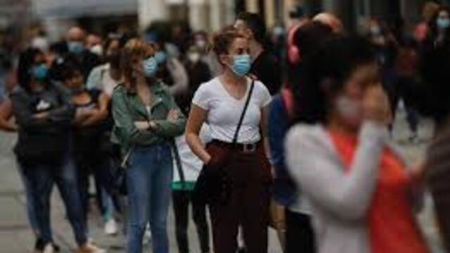 İspanya'da koronavirüsten son 3 günde 334 kişi öldü