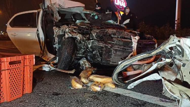 Alkollü sürücü dehşet saçtı: Ölü ve yaralılar var