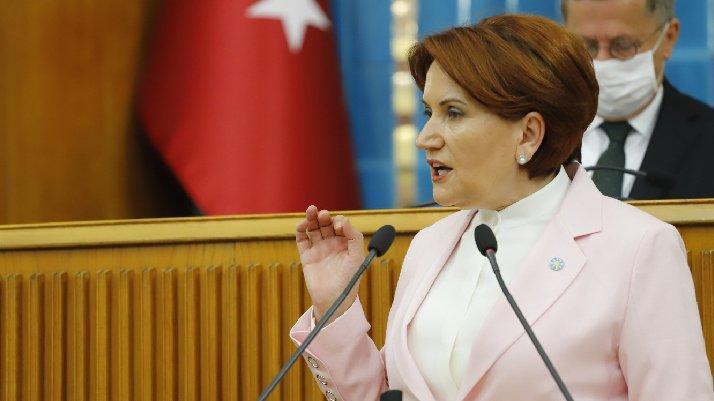 Akşener'den hükümete sert bütçe eleştirisi