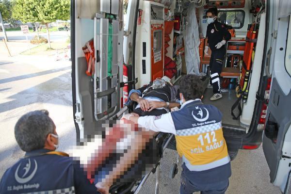 Adana'da dehşet! Eniştesini bıçakladı - Resim: 2
