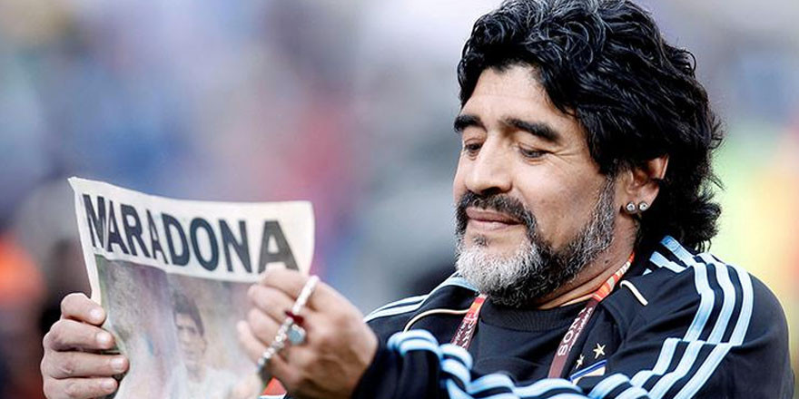 Maradona'nın test sonucu açıklandı