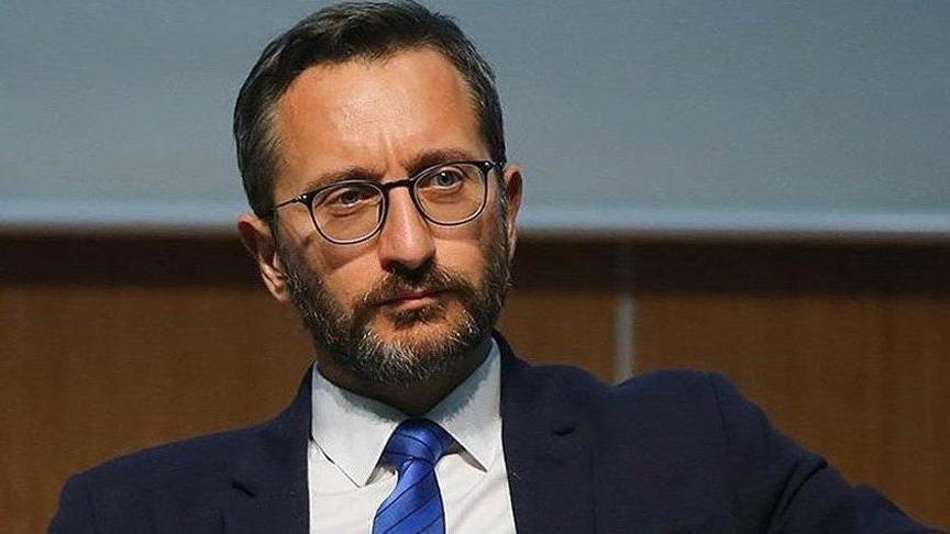 Fahrettin Altun'dan Can Dündar açıklaması: İade etmelerini bekliyoruz