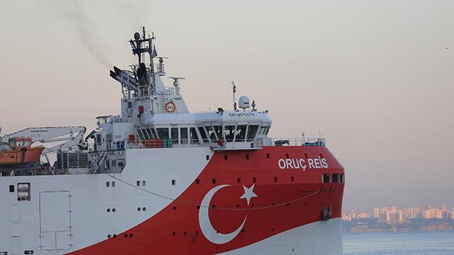 Türkiye ilan etmişti, Oruç Reis yola çıktı