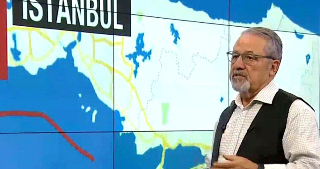 Prof. Dr. Naci Görür: ''Marmara'da depremin eli kulağında''