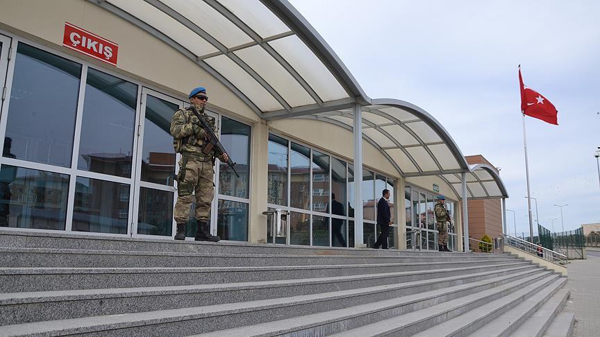 Havalimanını ele geçirmeye çalışan FETÖ'cülere ceza yağdı