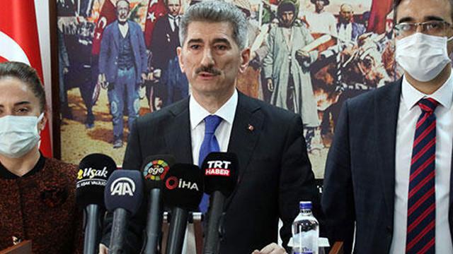 İçişleri Bakan Yardımcısı Muhterem İnce'den ''çıplak arama'' açıklaması