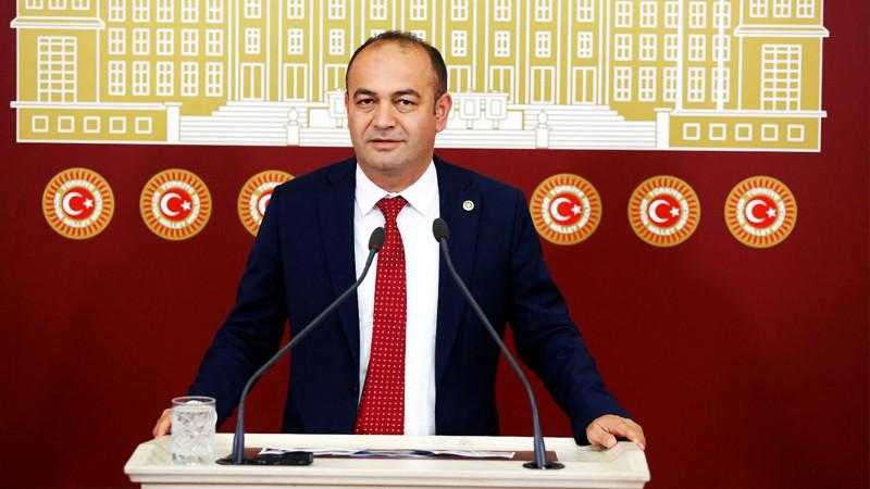 CHP'li Özgür Karabat'a kasetli şantaj!