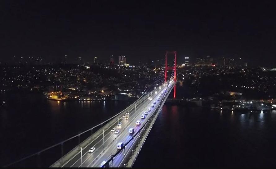 İstanbul'da korkutan ''ambulans'' trafiği!