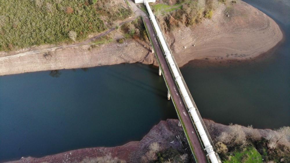 İstanbul'un en dolu barajı havadan görüntülendi - Resim: 2