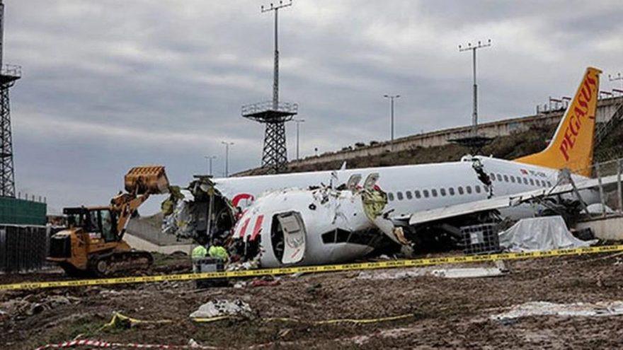 Pegasus kazasının bilirkişi raporu tamamlandı