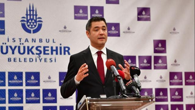 İBB Sözcüsü Murat Ongun: 20 milyon TL kamu kaynağı heba olacak
