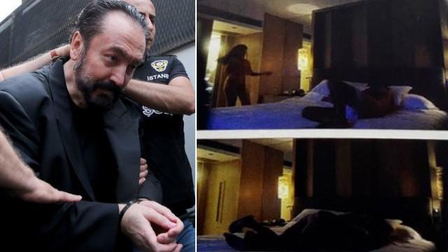 Adnan Oktar davasında cinsel içerikli görüntüler ortaya çıktı