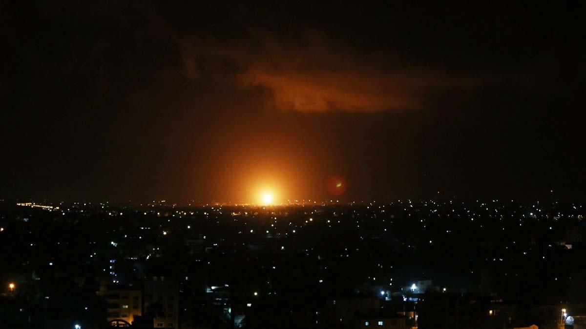 İsrail bu sefer de çocuk hastanesini vurdu!